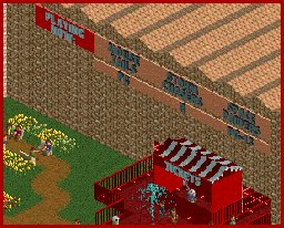 Bobbi's RollerCoaster Tycoon 2 Site